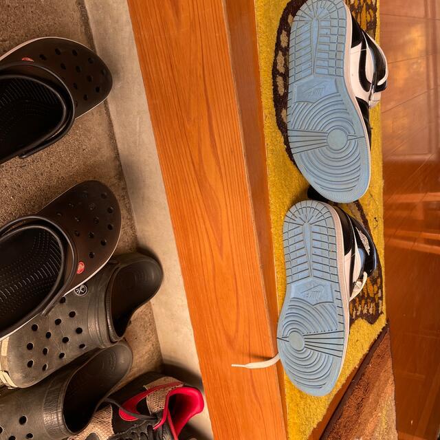 NIKE(ナイキ)のナイキエアージョーダン1MID 27cm メンズの靴/シューズ(スニーカー)の商品写真
