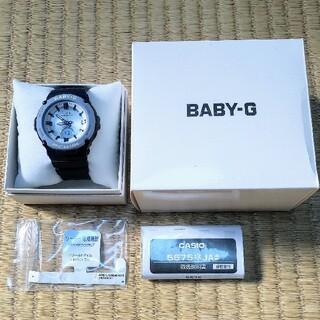 ベビージー(Baby-G)のカシオ ベビーG ソーラー BGA-2700-2AJF レディース(腕時計)