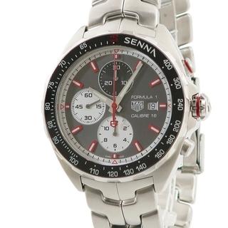 タグホイヤー(TAG Heuer)のタグホイヤー  フォーミュラ1 キャリバー16 アイルトンセナ スペシャ(腕時計(アナログ))