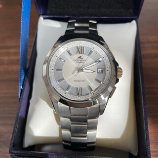 カシオ(CASIO)のCASIO OCEANUS オシアナス OCW-S100-7A2JF  (腕時計(アナログ))