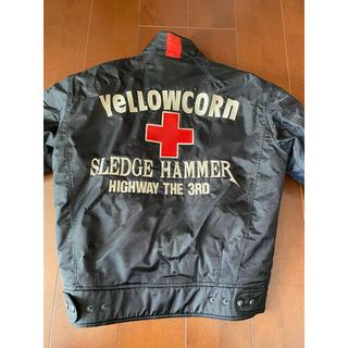 YeLLOW CORN - ライダースジャケット イエローコーン