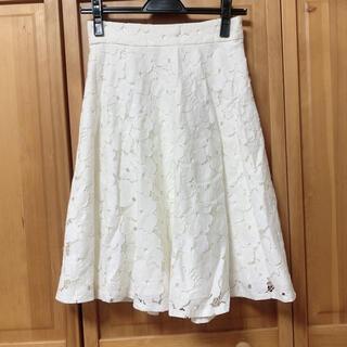 PROPORTION BODY DRESSING - プロポーションボディドレッシング レース スカート