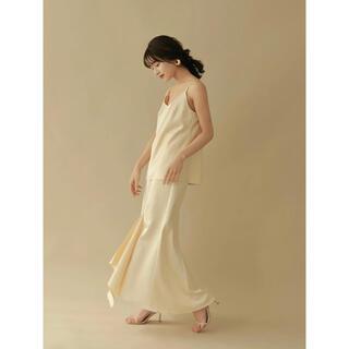 ノーブル(Noble)のL'or Mermaid Satin Skirt(ロングスカート)