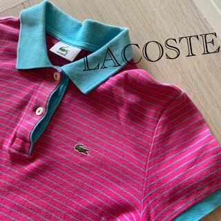 ラコステ(LACOSTE)のLACOSTE ラコステ Tシャツ 40サイズ Sサイズ(ポロシャツ)