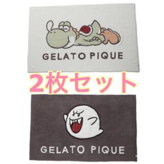 gelato pique - 【スーパーマリオ】キャラクターブランケット◆ジェラートピケ◆ テレサ・ヨッシー