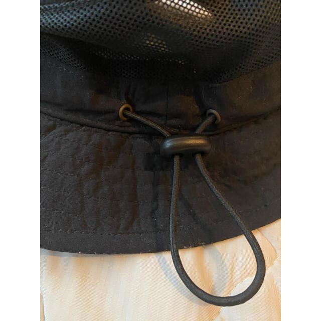 Supreme(シュプリーム)のsupreme シュプリーム バケットハット ブラック メンズの帽子(ハット)の商品写真