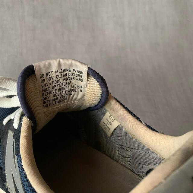 New Balance(ニューバランス)のnewbalance 希少 台湾製 CM990NV ネイビー ニューバランス メンズの靴/シューズ(スニーカー)の商品写真
