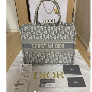 Christian Dior - ディオール ブックトート スモールバッグ