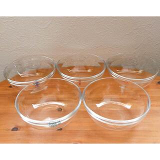 FELISSIMO - フェリシモ 食器 ガラス皿 5つセット