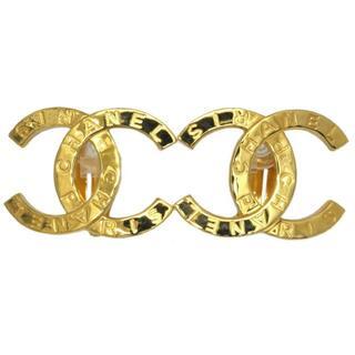 シャネル(CHANEL)のシャネル イヤリング ゴールド ココマーク GP A(リング(指輪))
