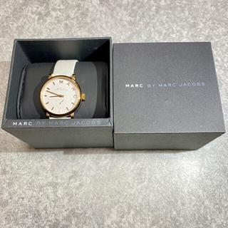 マークバイマークジェイコブス(MARC BY MARC JACOBS)のMARC BY MARC JACOBS 腕時計 マークジェイコブズMBM1283(腕時計)