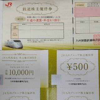 JR九州優待券(その他)