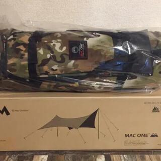 Mac Outdoor マックワン ヘキサタープ マルチカム L