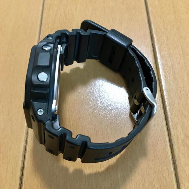G-SHOCK(ジーショック)の【お得品】G-SHOCK DW-5600BB オールブラック  メンズの時計(腕時計(デジタル))の商品写真