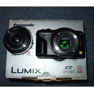 Panasonic - LUMIX GF3 レンズキット