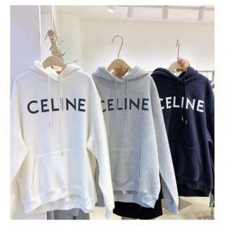 celine - 男女兼用CELINEパーカー-L35