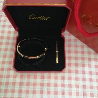 カルティエ(Cartier)のステキ高品質★カルティエ☆18金 ピンクゴールド 現行型 ブレスレット★(ブレスレット/バングル)
