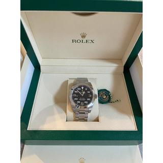 ロレックス(ROLEX)の未使用品 ロレックス エアキング 116900(腕時計(アナログ))