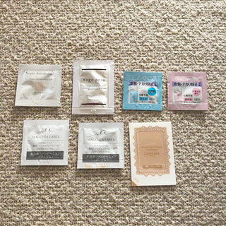 Macchia Label - 試供品セット まとめ売り専用^ ^