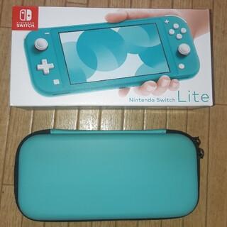 任天堂 - Nintendo Switch  Lite スイッチライト ターコイズ