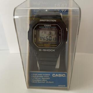 カシオ(CASIO)のG-SHOCK DW-5600 銀ボタンシルバー液晶 新品未使用(その他)