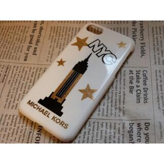 マイケルコース(Michael Kors)のマイケルコース 携帯カバー アイホン8(iPhoneケース)