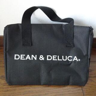 ディーンアンドデルーカ(DEAN & DELUCA)のDEAN&DELUCA ディーンアンドデルーカ 保冷バッグ 黒(日用品/生活雑貨)