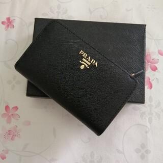 PRADA - 即納♬【限定価格】さいふ 美品✿プラダ✿ 2つ折り財布☆