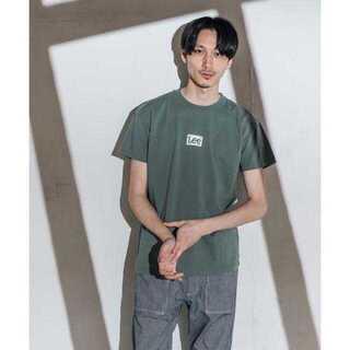 Lee - 【Lee/リー】ボックス ロゴ Tシャツ