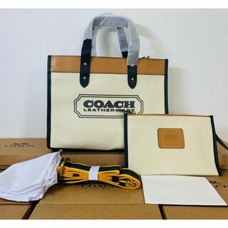 新品未使用 コーチ COACH 89488 キャンバス フィールドトートバッグ