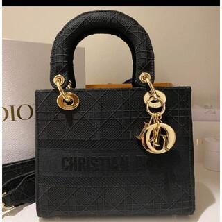 Christian Dior - 【週末限定価格】DIOR LADY D-LITE ミディアムバッグ