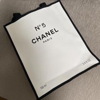 CHANEL - CHANEL ノベルティトート n'5デザイン NEW