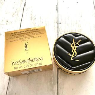 イヴサンローランボーテ(Yves Saint Laurent Beaute)のイヴサンローラン アンクルドポールクッションN10(ファンデーション)