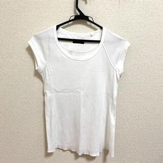 スコットクラブ(SCOT CLUB)の新品 スコットクラブ フレンチスリーブ  Tシャツ(Tシャツ(半袖/袖なし))
