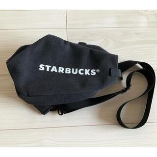 スターバックスコーヒー(Starbucks Coffee)のスターバックス ショルダーバッグ 黒(その他)