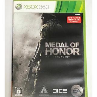 エックスボックス360(Xbox360)のXBOX360 メタル オブ オナー(家庭用ゲームソフト)