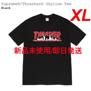 Supreme - Supreme / Thrasher Skyline Tee XL Black