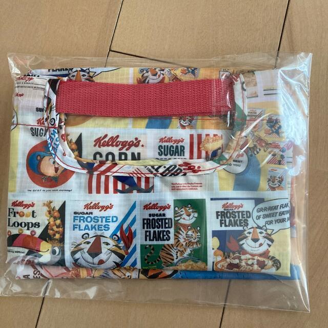 ケロッグ エコバッグ ビンテージセット レディースのバッグ(エコバッグ)の商品写真