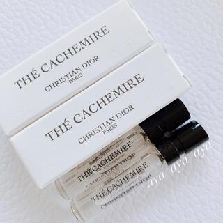 クリスチャンディオール(Christian Dior)のメゾンクリスチャンディオール テ カシミア フレグランス(香水(女性用))