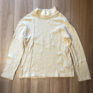 ムジルシリョウヒン(MUJI (無印良品))の無印 MUJI キッズ 140cm ボトルネック タートル カットソー(Tシャツ/カットソー)