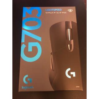 Logicool ワイヤレスゲーミングマウス G703h