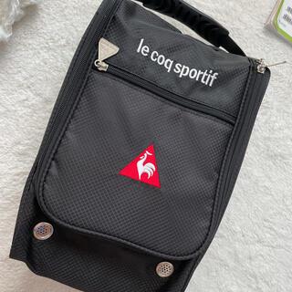 le coq sportif - ルコック  ゴルフシューズケース