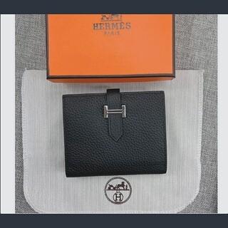 Hermes - 美品 Hermes  2つ折り財布