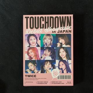 ウェストトゥワイス(Waste(twice))のTWICE デビューショーケース タッチダウン Blu-ray(K-POP/アジア)
