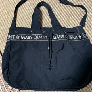 マリークワント(MARY QUANT)のMARY QUANT バック 大 美品❤(ショルダーバッグ)