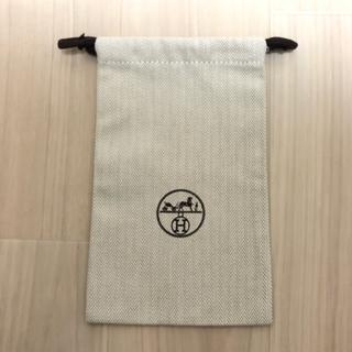 エルメス(Hermes)のHERMES エルメス 巾着袋 保存袋 ポーチ 小物入れ(ポーチ)
