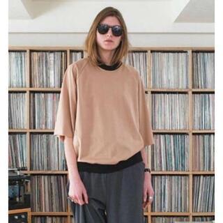 SUNSEA - 美品SUNSEA 17S05TREK's Raglan Tシャツラグランスリーブ