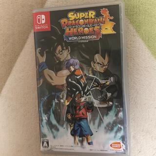 Nintendo Switch - Switch スーパードラゴンボールヒーローズ
