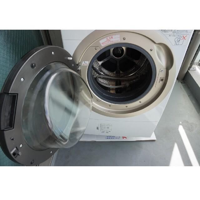 東芝(トウシバ)の【如月様専用】ドラム式洗濯乾燥機 東芝TOSHIBA TW-127X7L スマホ/家電/カメラの生活家電(洗濯機)の商品写真