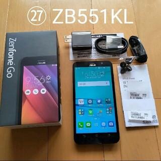 ASUS - ★ZB551KL ㉗ ASUS ZenFone Go ZB551KL X013D